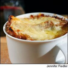 Easy Classic French Onion Soup