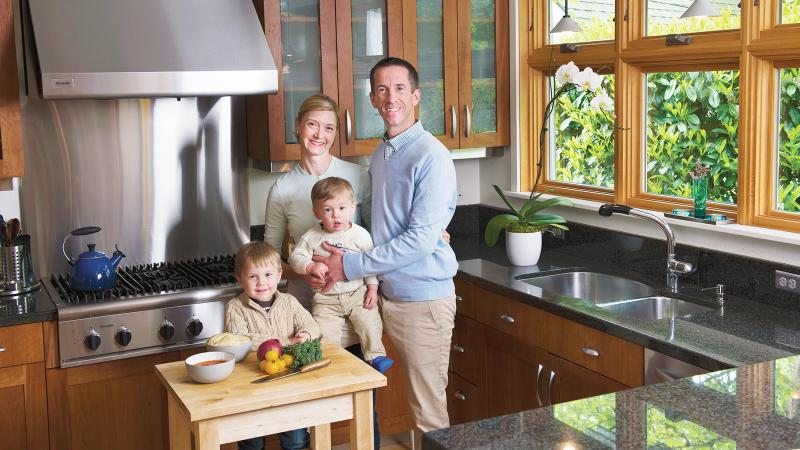 At Home With Chris Mazepink