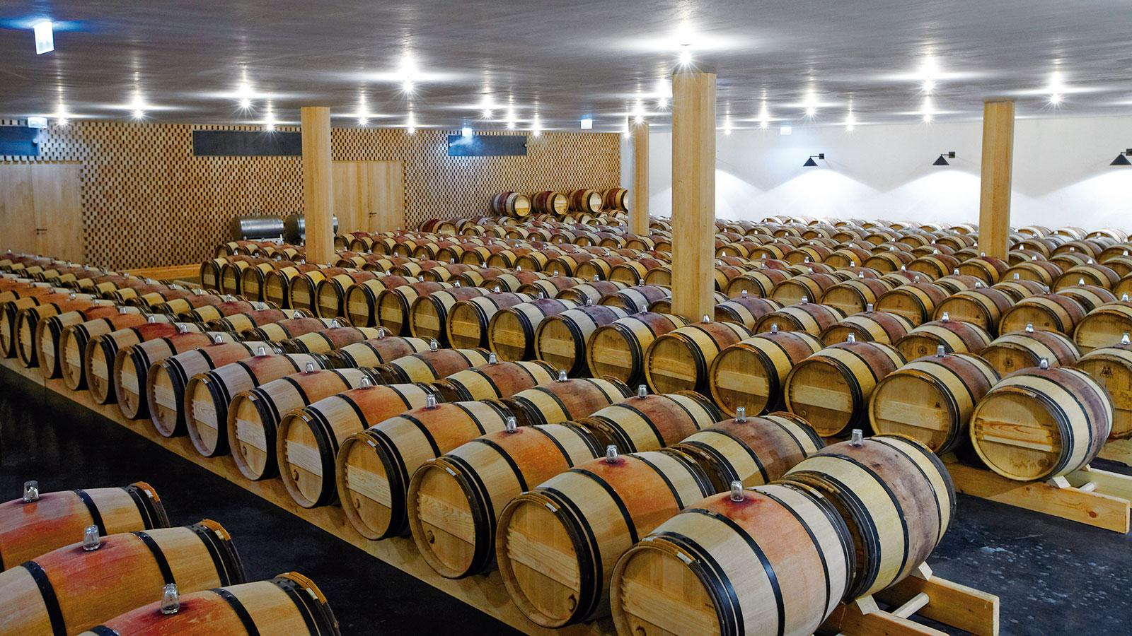 2015 Bordeaux Barrel Tasting