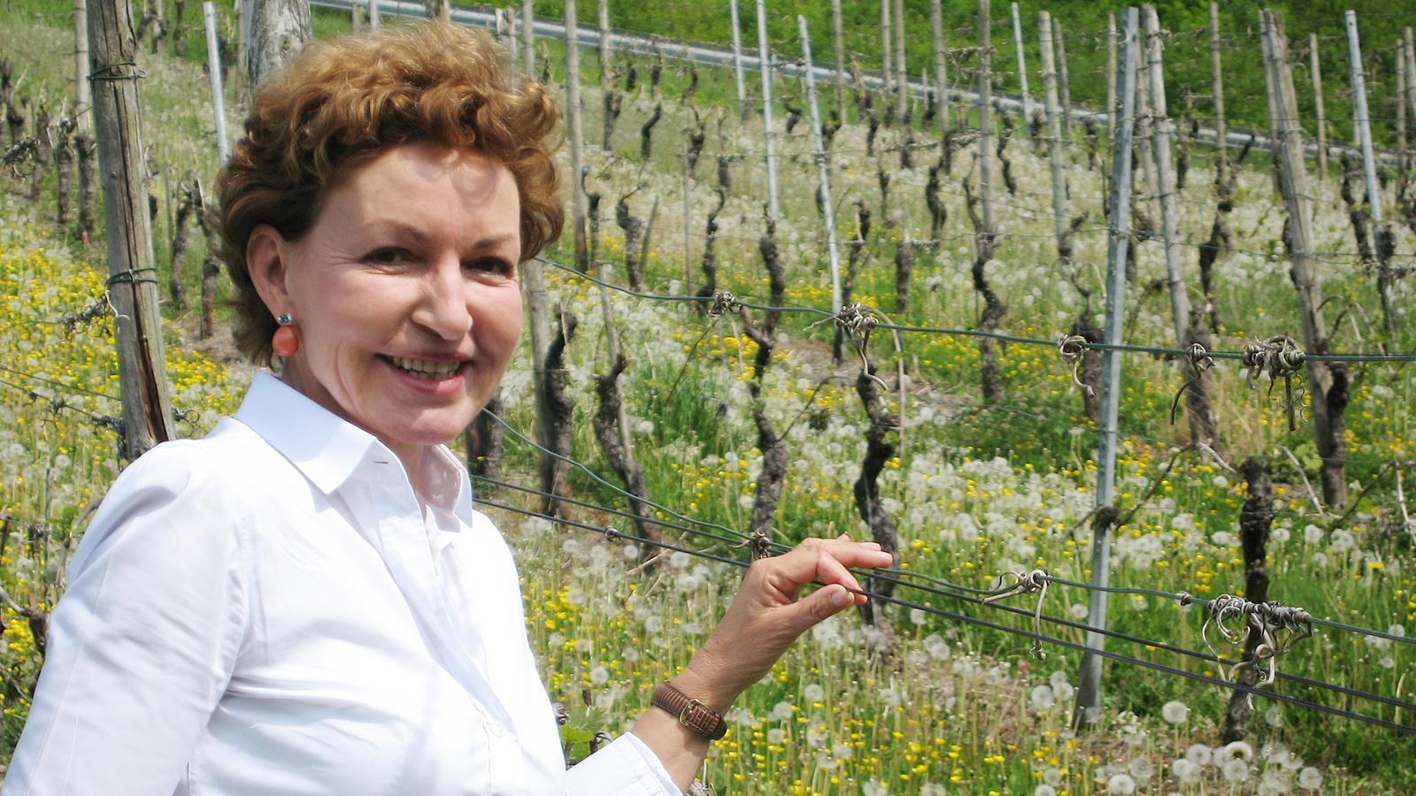 German Vintner Annegret Reh-Gartner Dies at 61