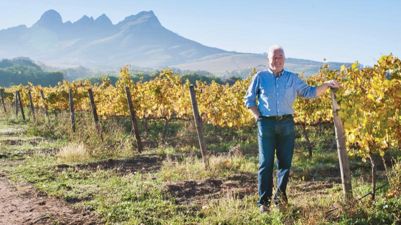 French Wine Firm Buys Majority Stake in South Africa's Ken Forrester