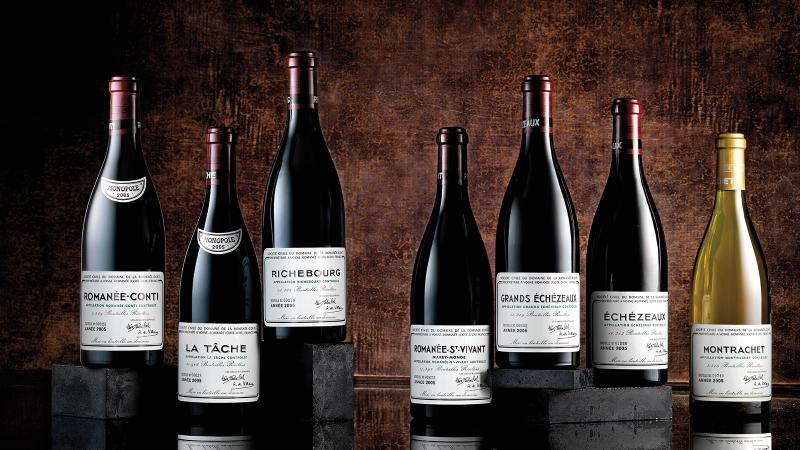 Global Wine Auctions Exceed $479 Million in 2018