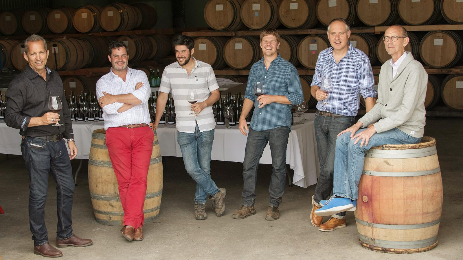 Chapter 24 Wines Purchases Witness Tree and Five Other Vineyards in Oregon's Willamette Valley