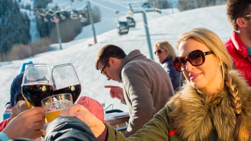 13 Restaurants for Après-Ski Wine Bliss