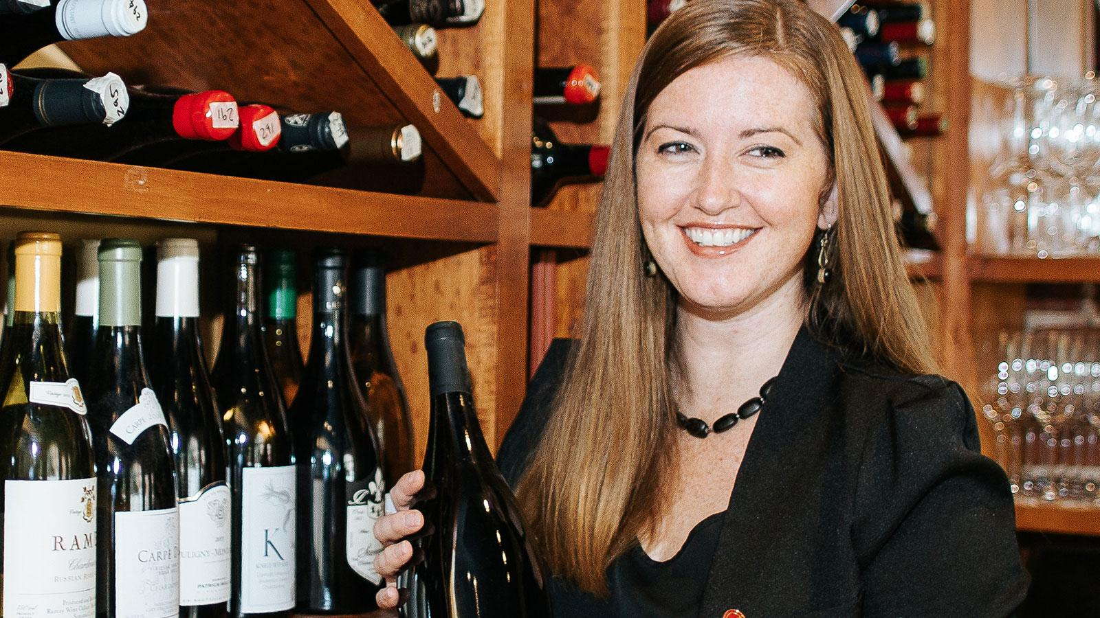Sommelier Talk: Erin Scala Proves Virginia Is for Wine Lovers