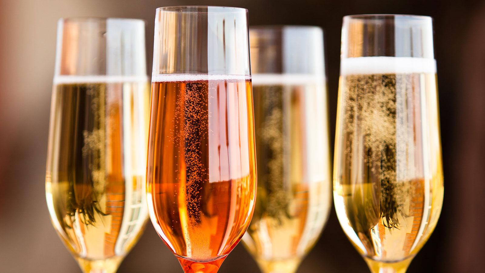 It's Beginning to Look a Lot Like Bubbly