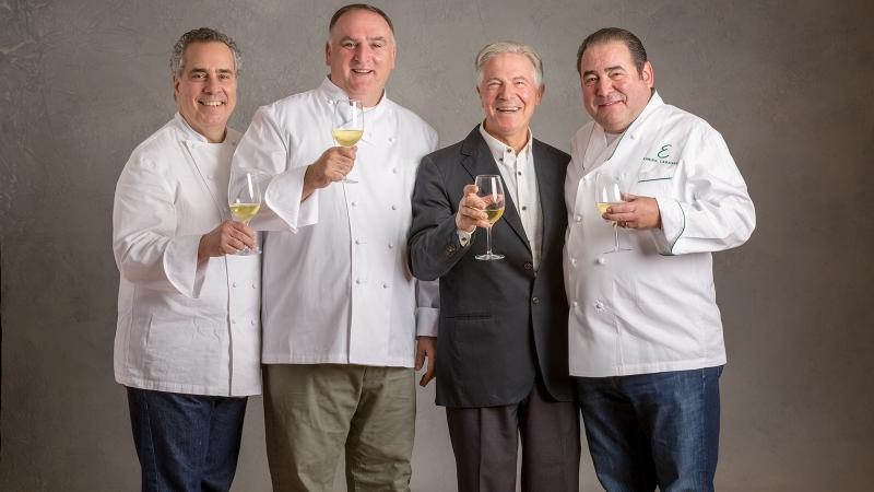 Chef's Challenge: Culinary Masters Match Wits and Wines