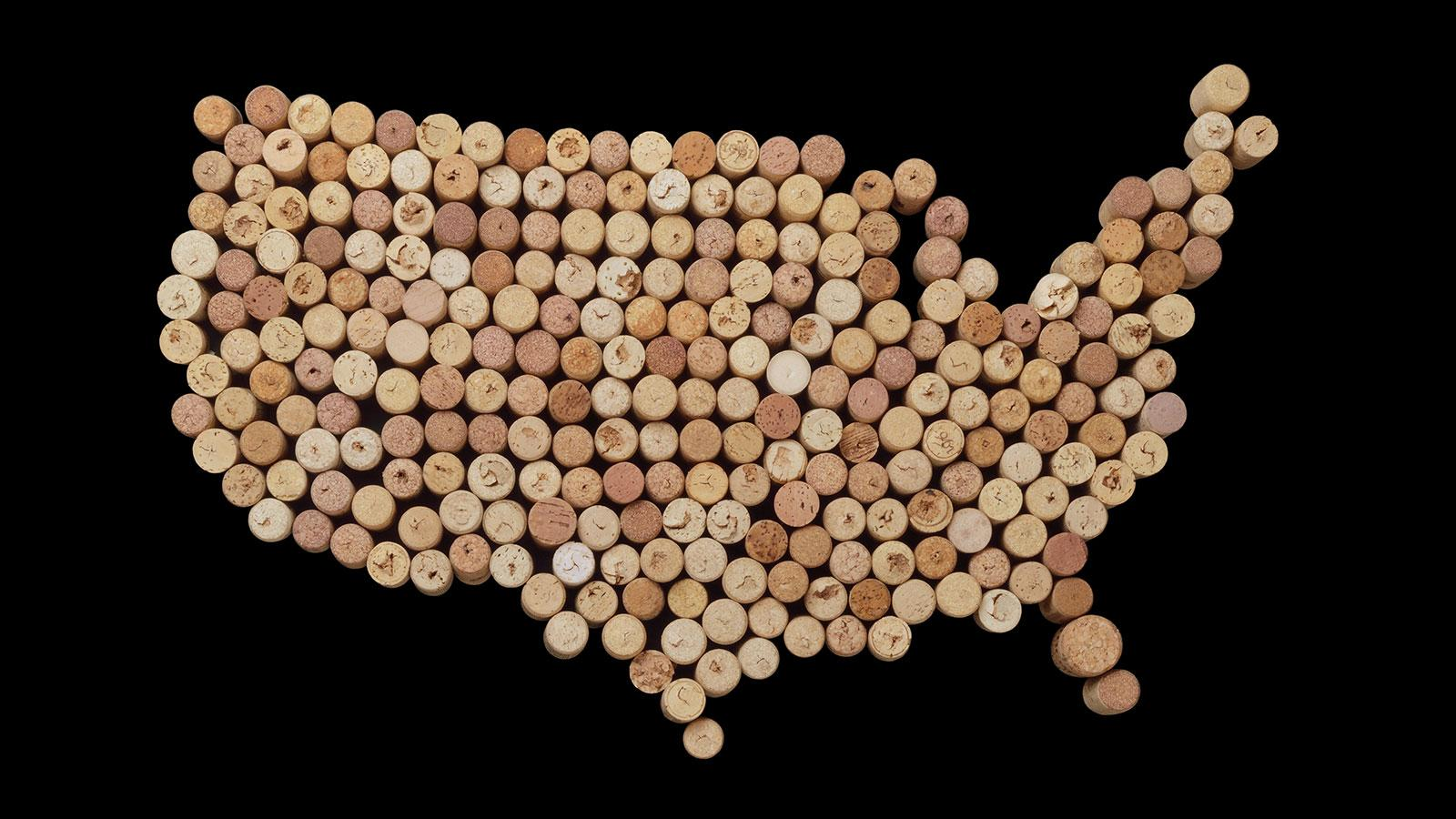 How Much Is America's Wine Industry Worth?
