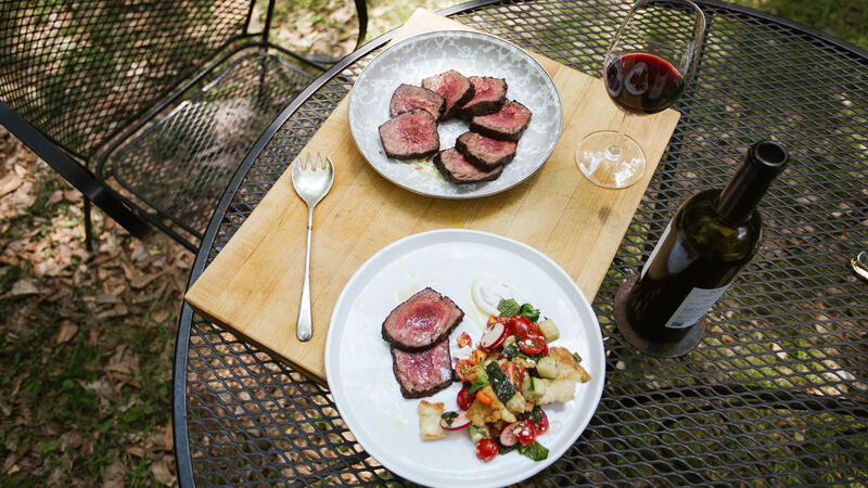 Chef Hugh Acheson's 4th of July Grilled Steak