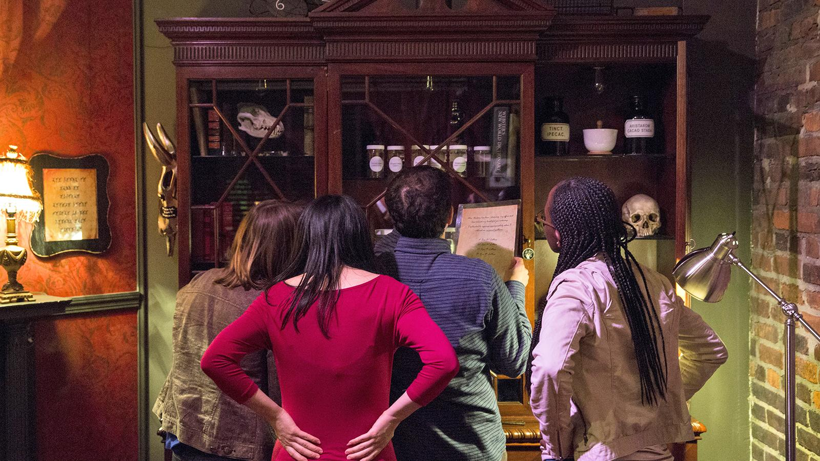 'Escape the Room' Game Comes to Wineries, Locking Visitors Away in Cellar