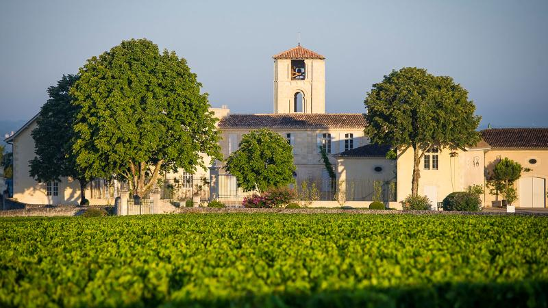 The 2017 Bordeaux Barrels Diary: A View from the Top at Château Canon
