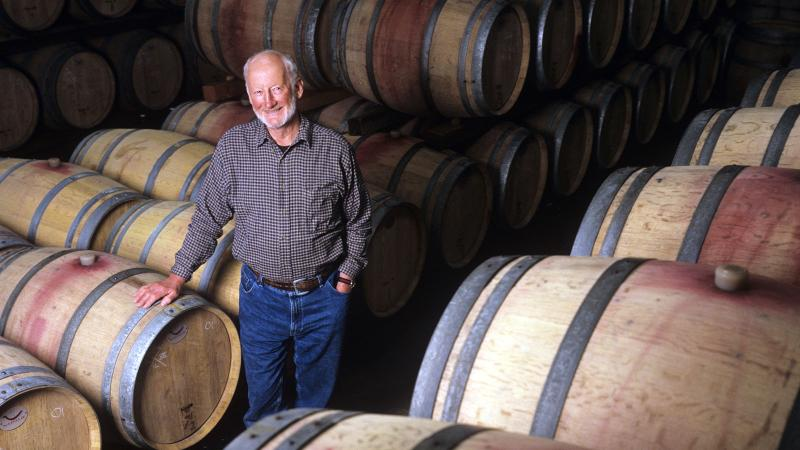 92 Years Young, with Cabernets that Stand the Test of Time