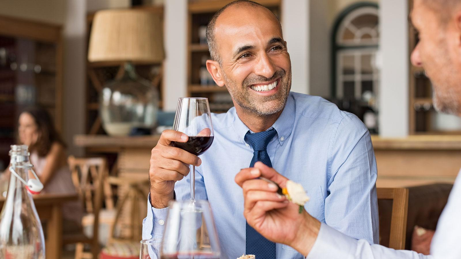 Red Wine Linked to Lower Risk of Prostate Cancer