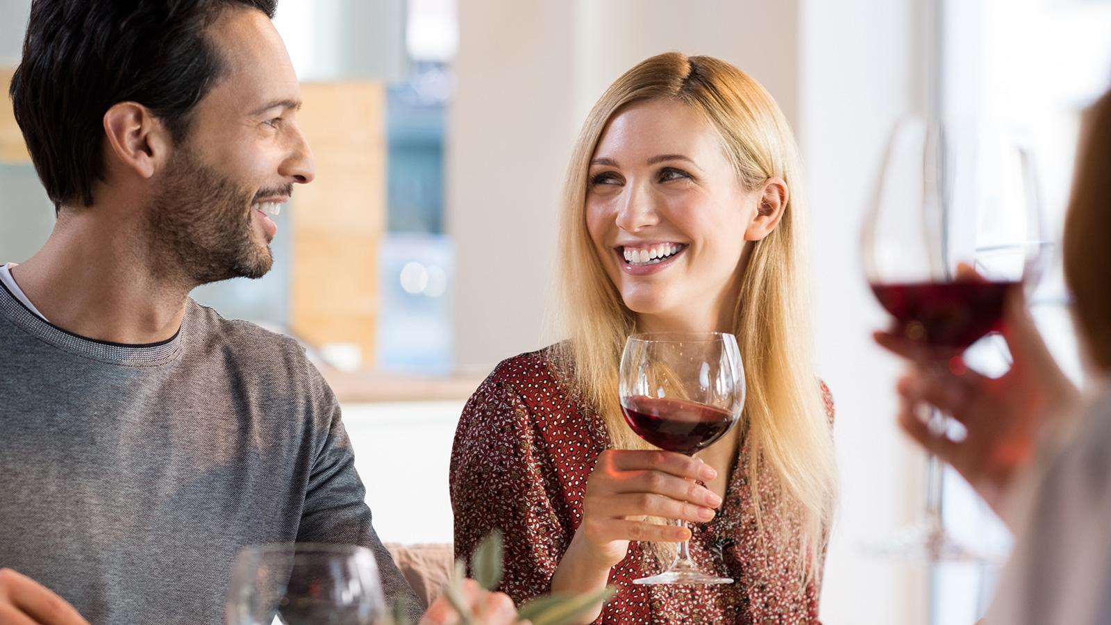 What Does Wine Do to Your Teeth?
