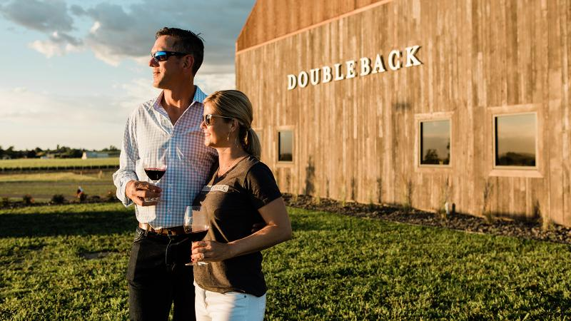 In the Red Zone: Drew Bledsoe Builds New Walla Walla Winery