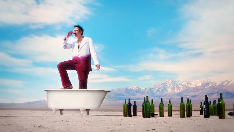 Flying Cars Still on Hold, But Era of Bitcoin-Style 'Cryptowine' Upon Us