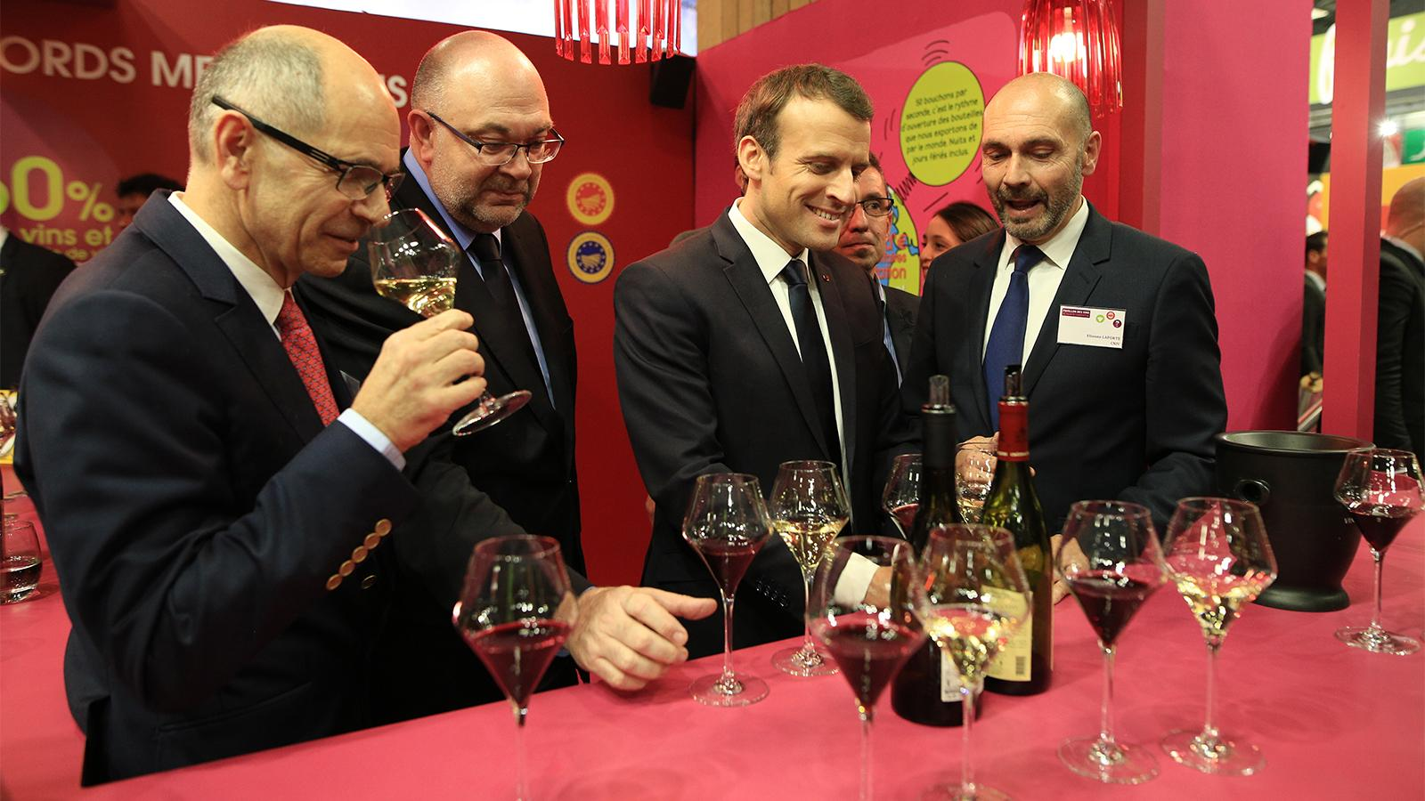 Will France Be the First Glyphosate-Free Wine Region in the World?