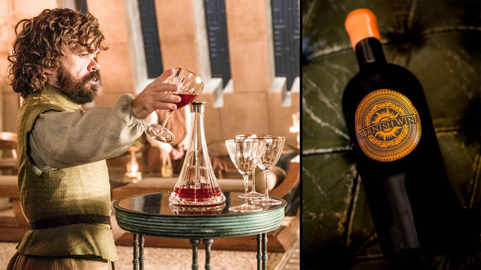 'Game of Thrones' Dornish Wine Brought to Real Life by St.-Emilion Vintner