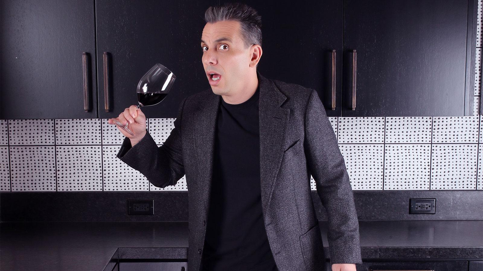 Wine Talk: Sebastian Maniscalco Stays Thirsty