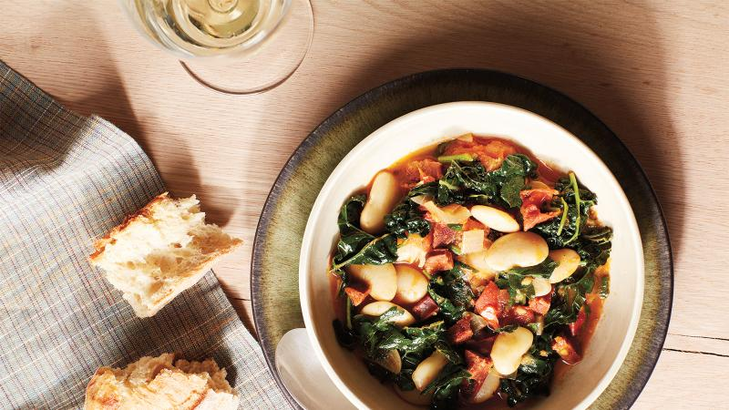 Dining Tip: Melissa Perello's Spicy Bean and Chorizo Soup