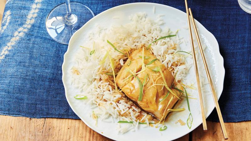 Dining Tip: Japanese-Style Black Cod with Viognier
