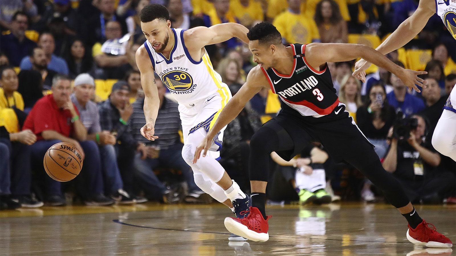 Sonoma vs. Willamette Winemakers Bet a Ton (of Grapes) on Warriors-Blazers in Pinot Throwdown