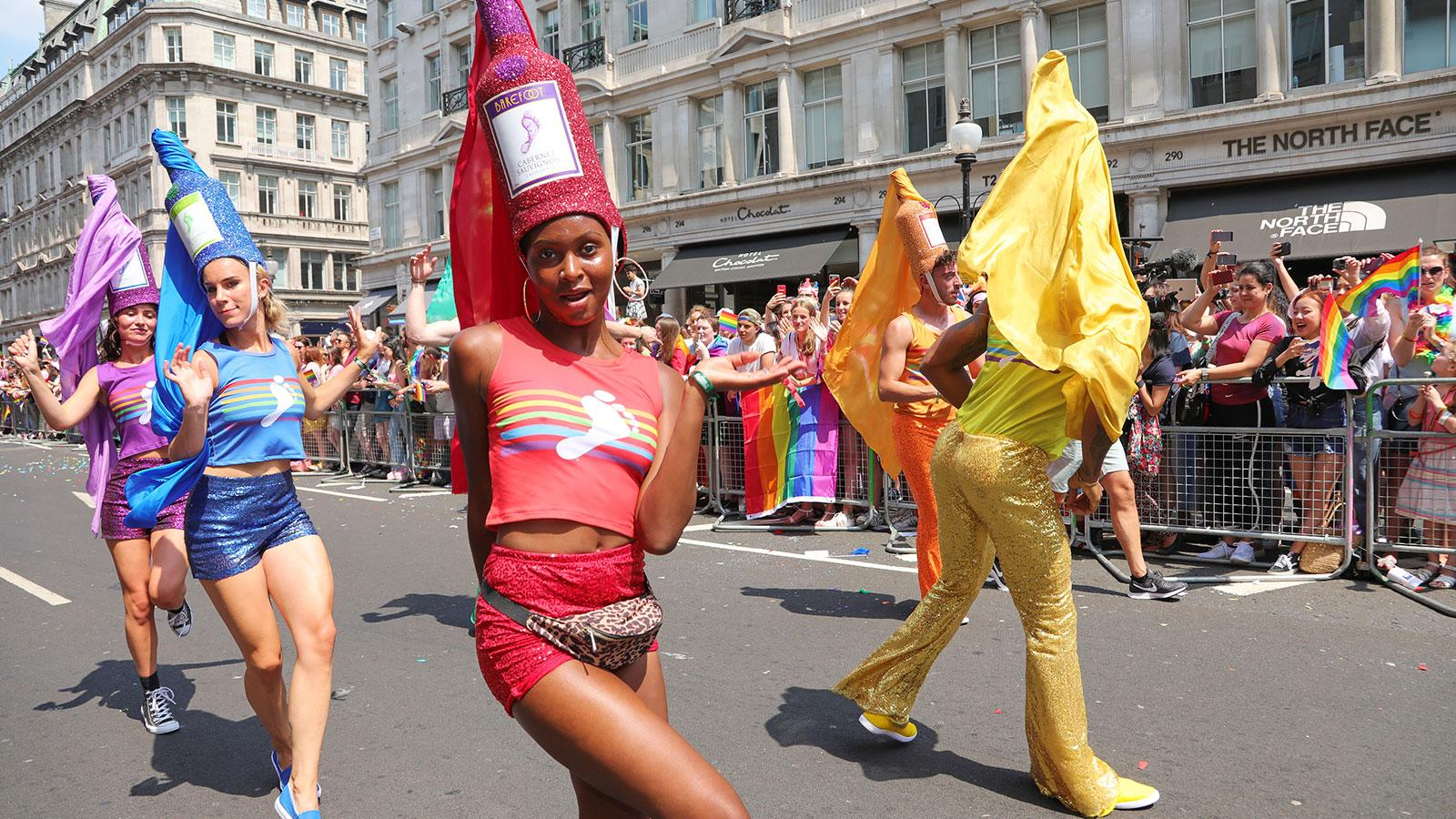 Parades, Parties and Pop-Art Bottles: Your Guide to Pride Month Wine