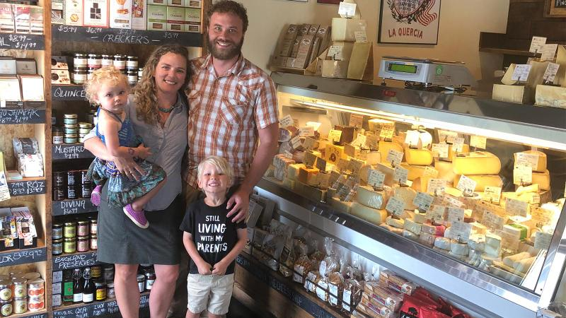 Cheese Talk: C.J. and Kari Bienert