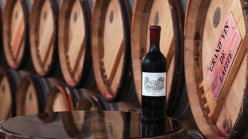Wine Prices Continue to Climb at Auction in First Half of 2019