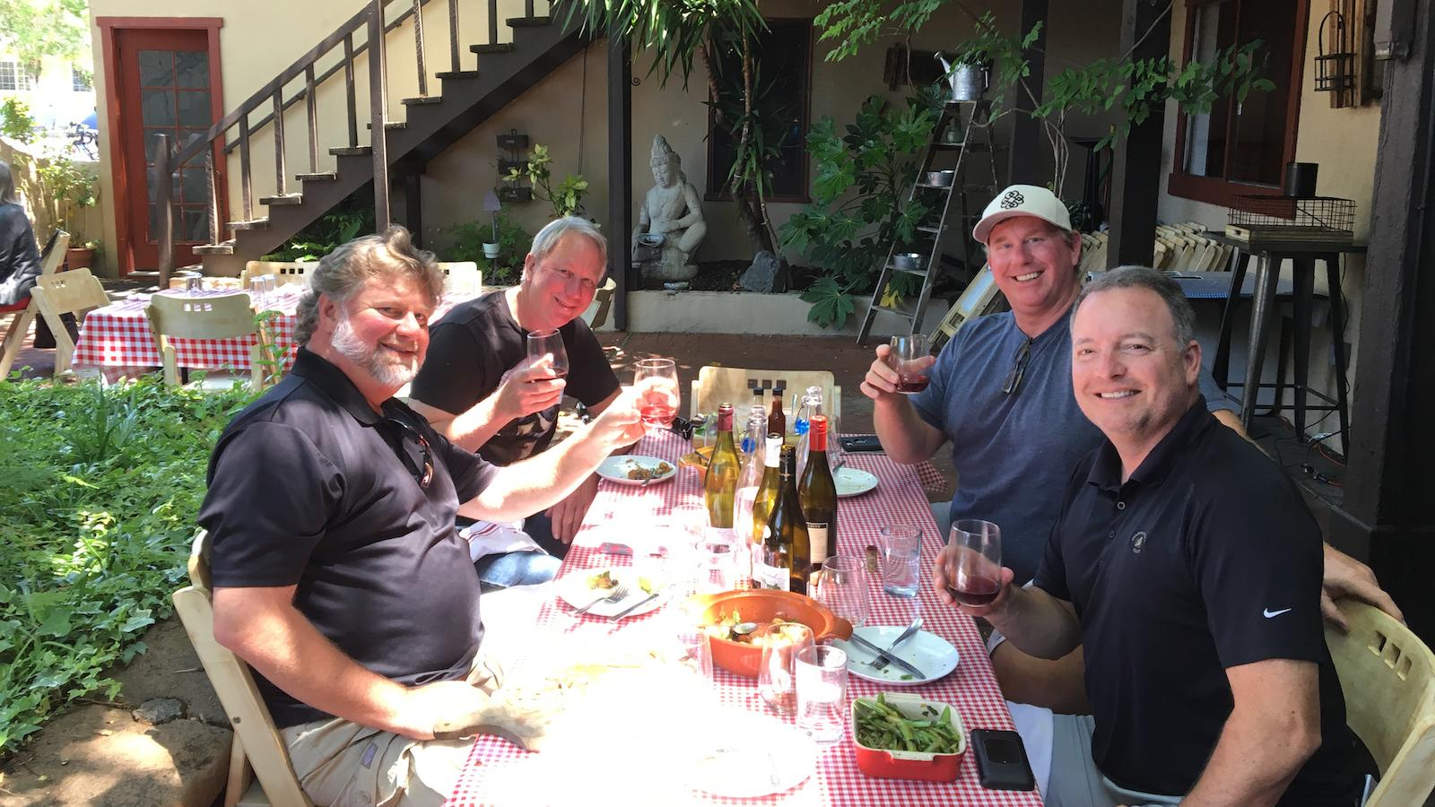 Winemakers Just Wanna Have Fun