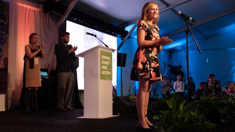 Sonoma County Wine Auction Raises $6.1 Million
