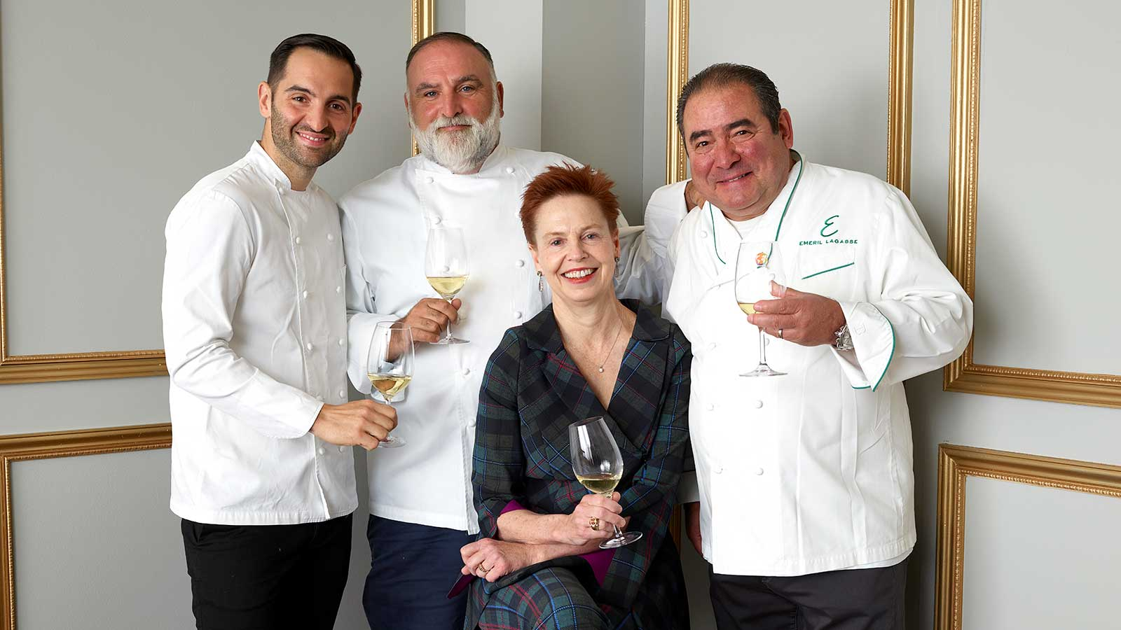 Chefs' Challenge: A Wild Ride Through Wine-and-Food Pairing