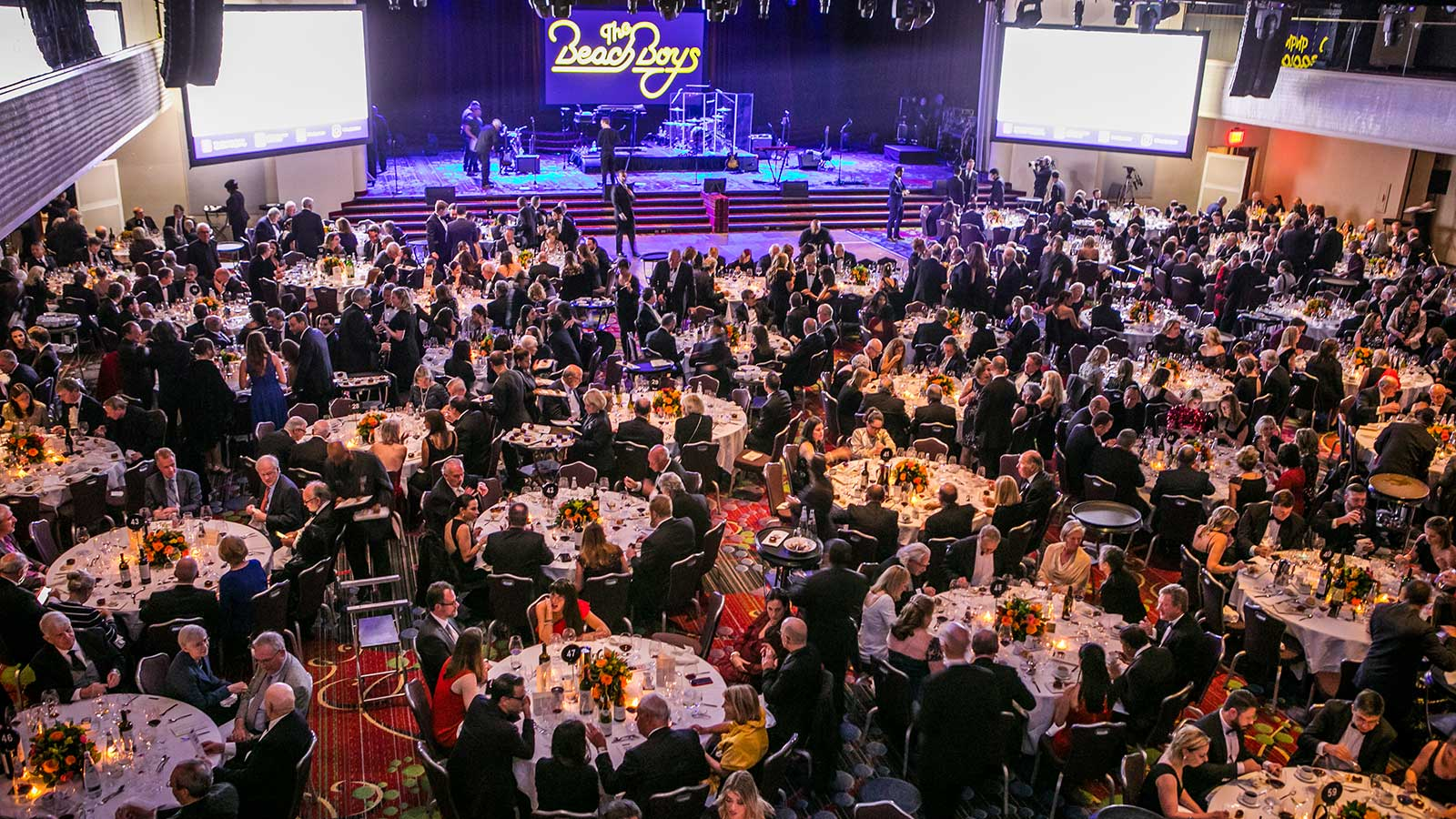 Grand Award Banquet: Raising a Glass to Wine and Friendship