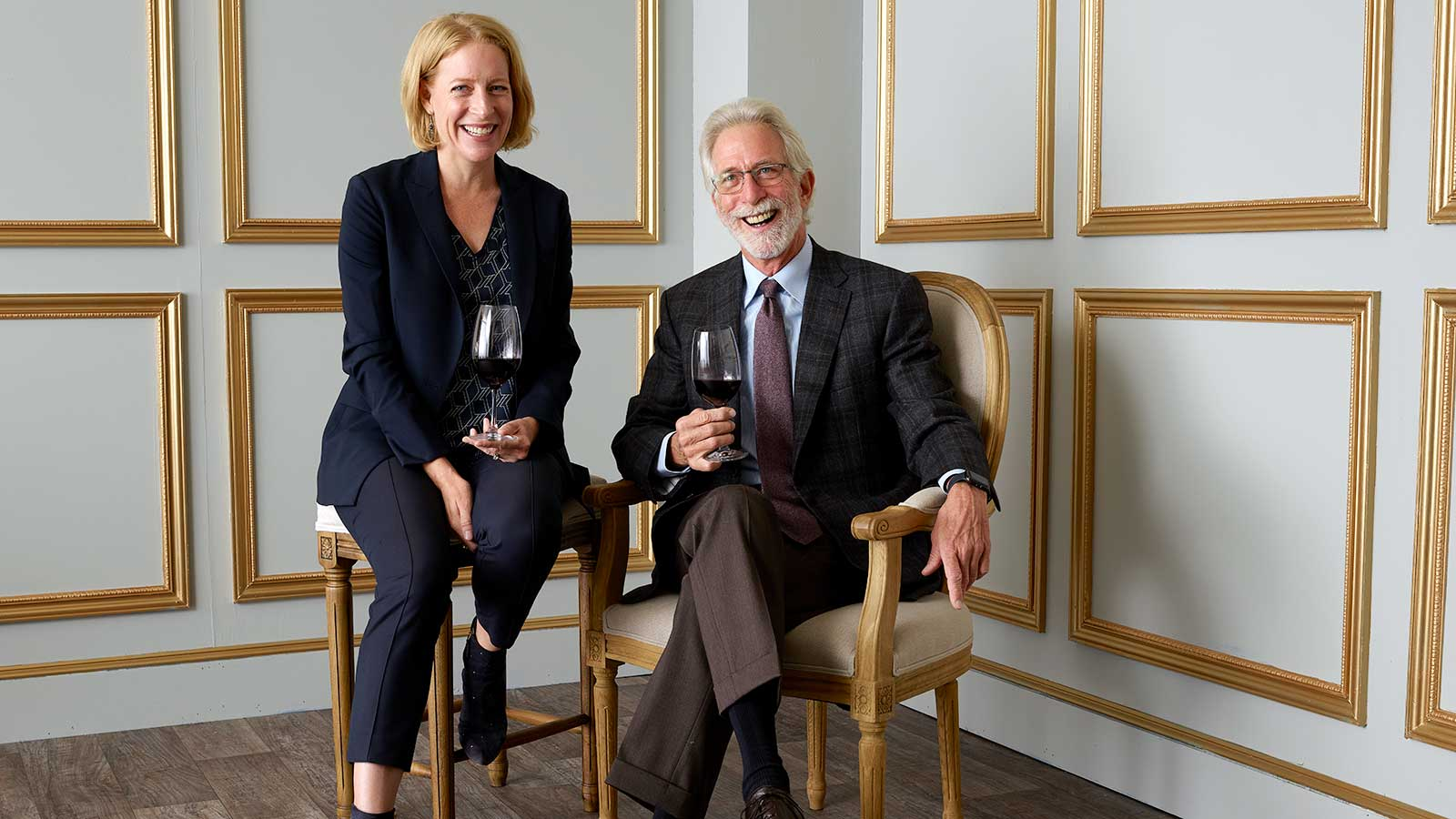 Wine Stars: Tim and Carissa Mondavi of Continuum