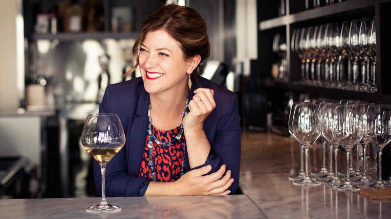 A16 wine director Shelley Lindgren