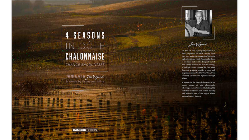 4 Seasons in Côte Chalonnaise cover