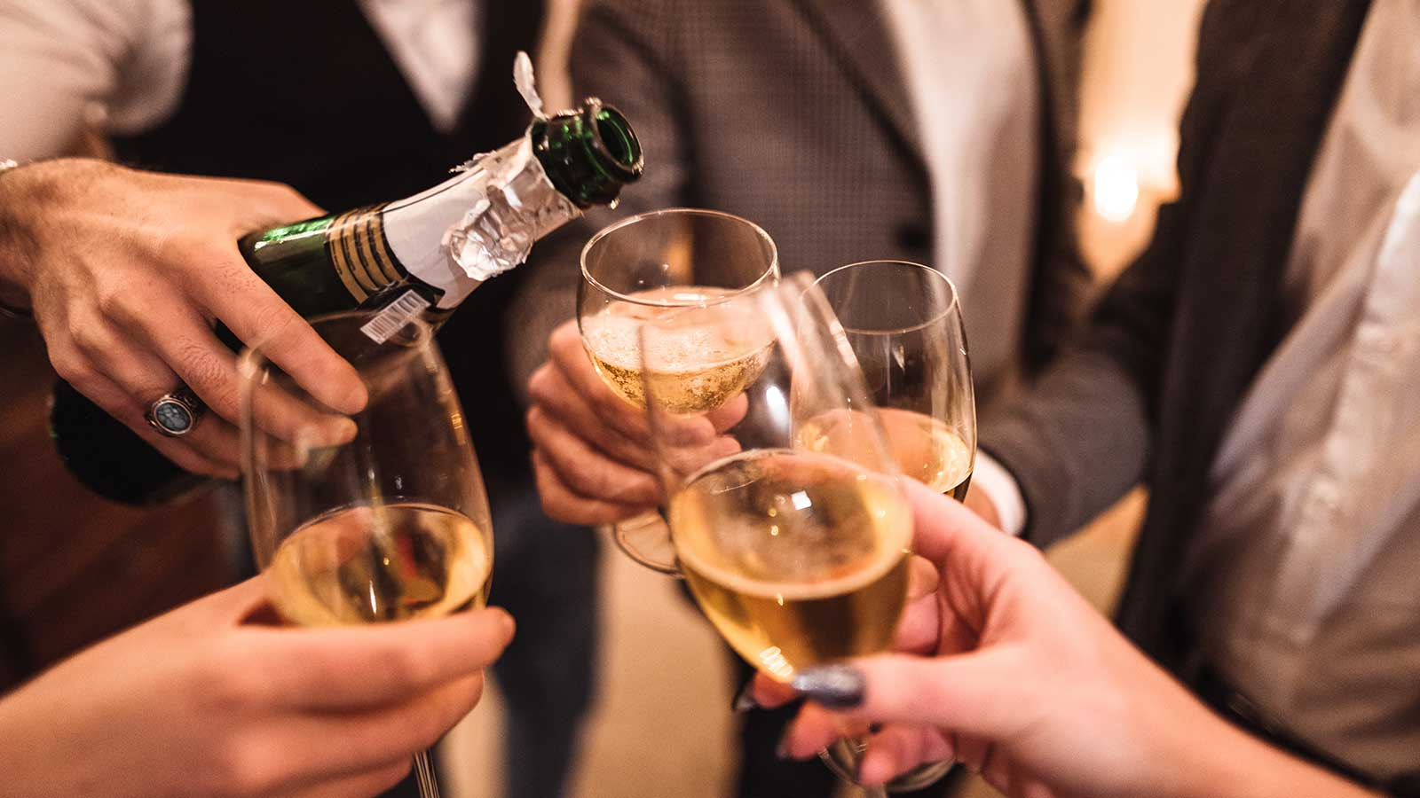 Sommelier Roundtable: Which Bubbly for a New Year's Party?