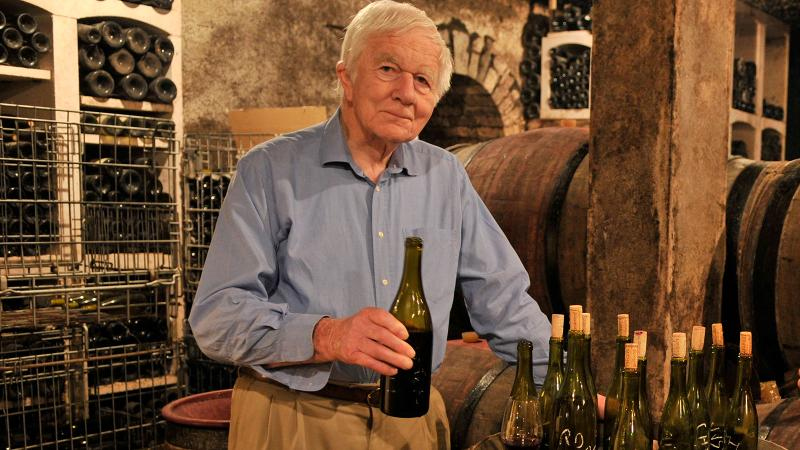 Burgundy Vintner Michel Lafarge Dies at 91