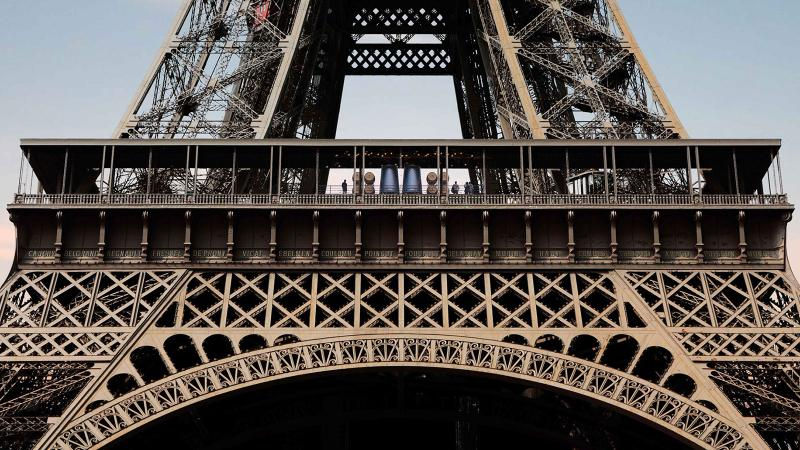 Inside the Newest Urban Winery: The Eiffel Tower
