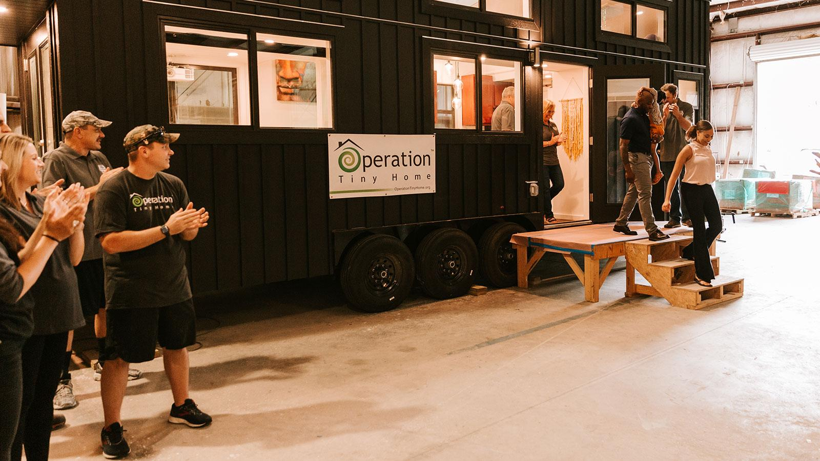 Tiny House Nation Comes to Wine Country