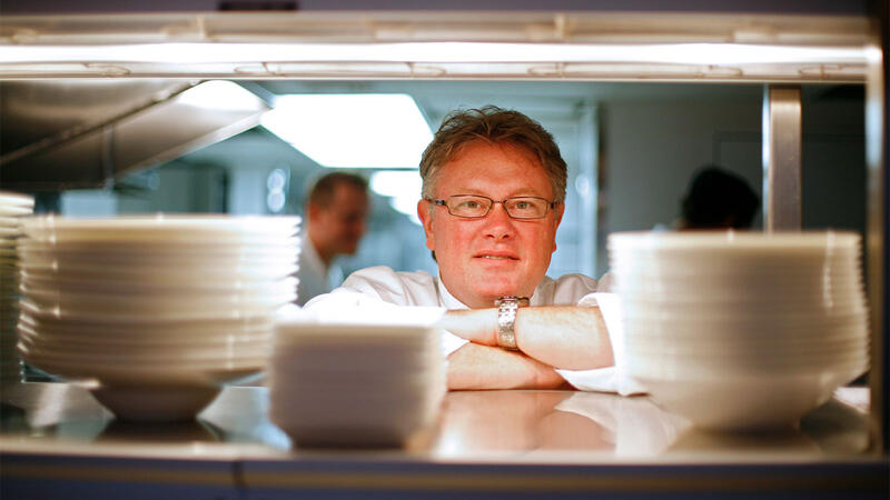 Pioneering Chef and Restaurateur Gray Kunz Dies at 65