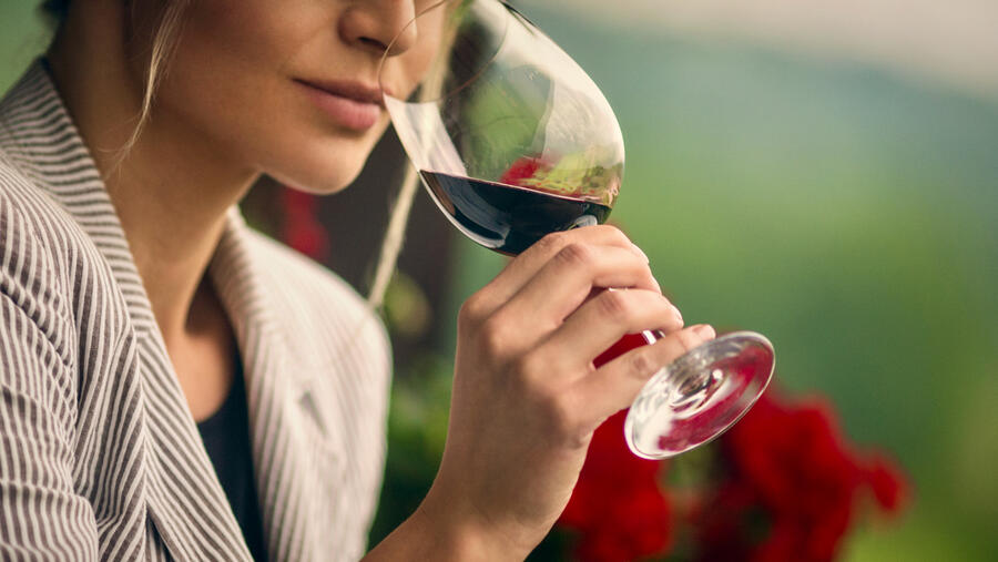 For wine lovers, a good sense of smell is crucial.