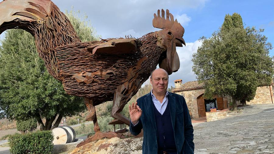 Sergio Zingarelli has led the winery through several rounds of quality-focused changes, from introducing single-vineyard Chianti Classicos to cutting production to shifting to a more elegant wine style.