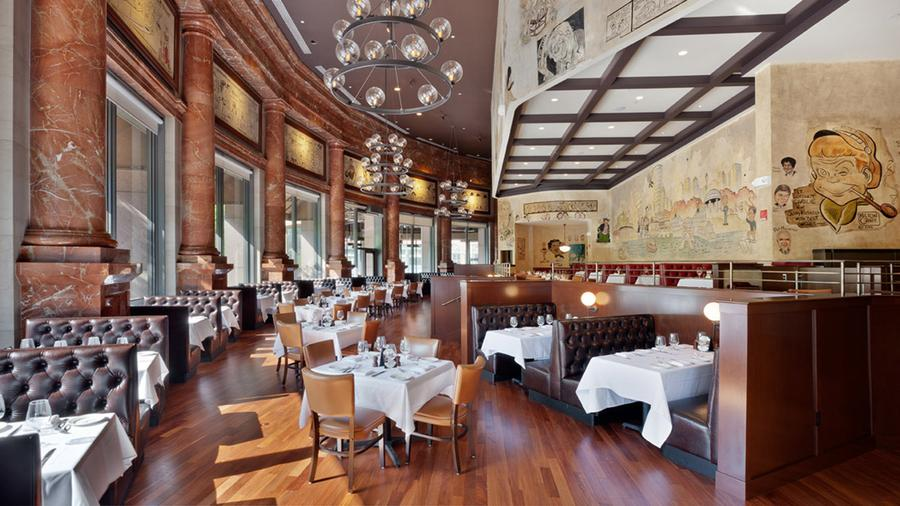 The Palm Boston is one of 18 Award of Excellence–winning locations included in the Landry's purchase.