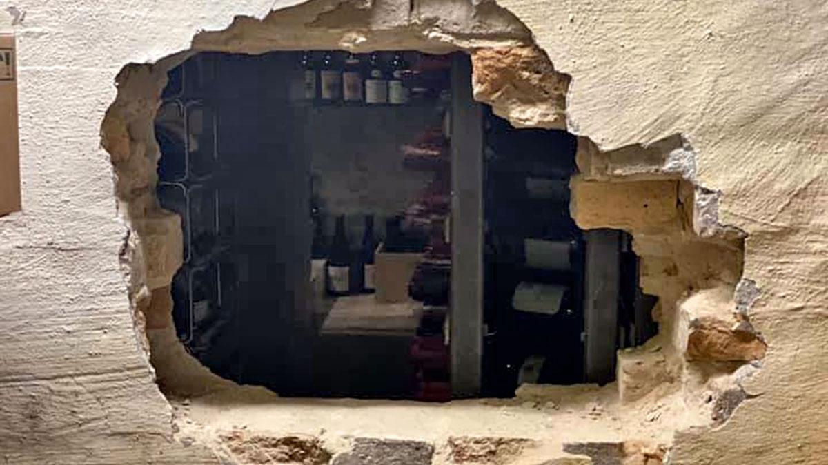 Wine Thieves Bust Open Cellar, Steal $250,000 Worth of DRC and More