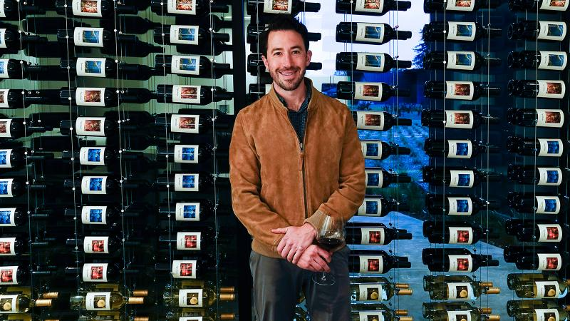A Virtual Winery Opening: Sonoma Winemaker Jesse Katz Planned to Open his Tasting Room this Month