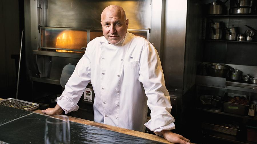 Tom Colicchio opted to close down rather than offer takeout to shield his staff from the virus. He's also lobbying the government for relief.