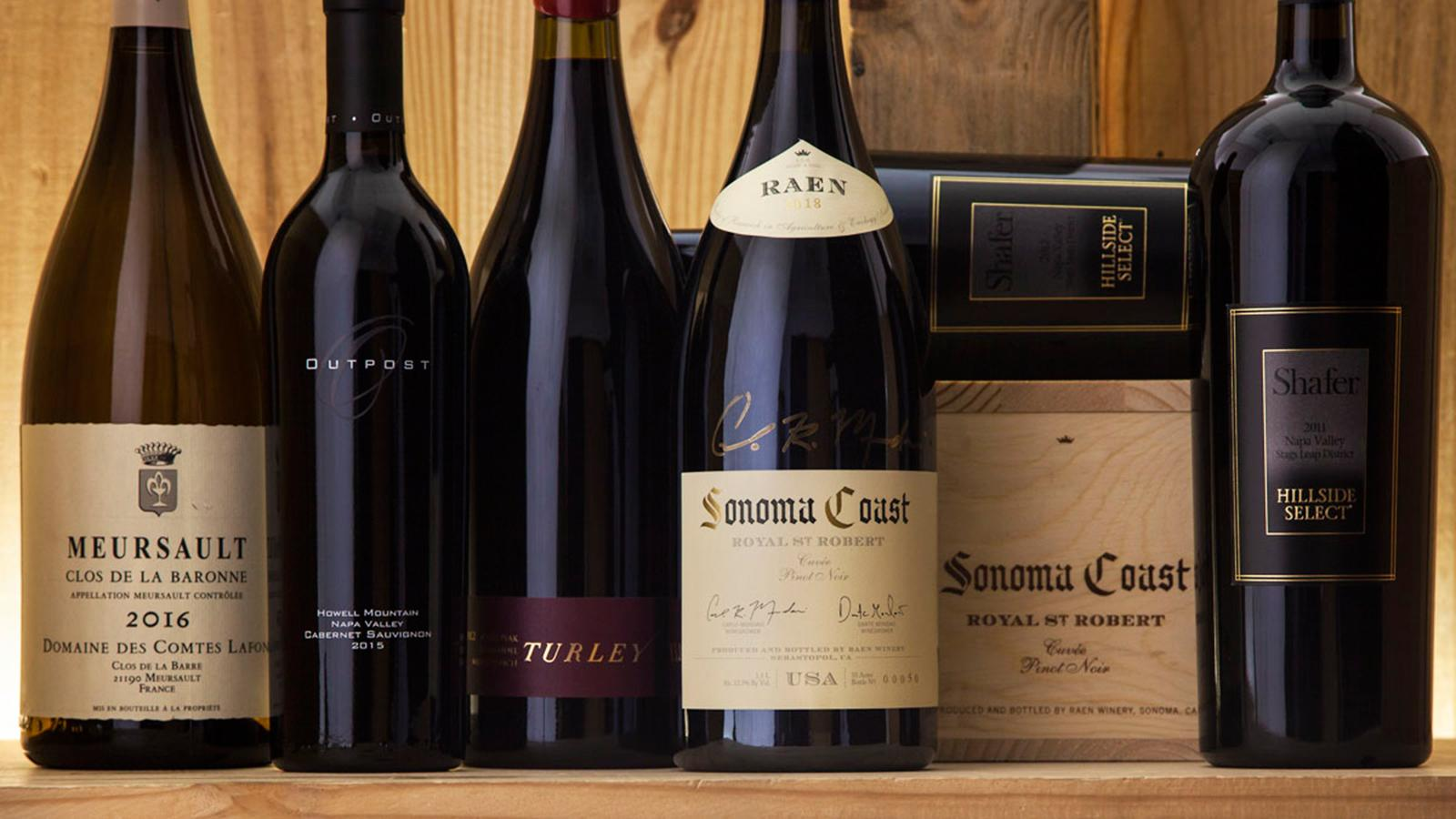Bid Big Against COVID-19: Your Charity Wine Auction Guide