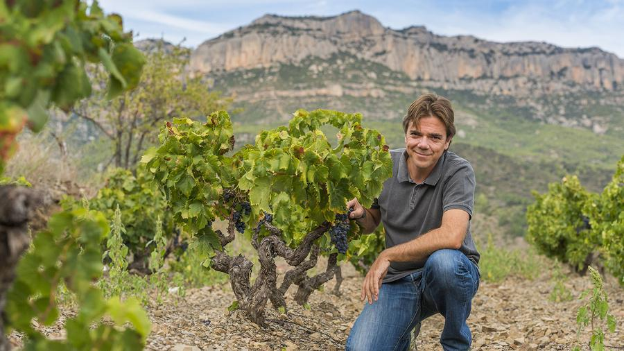 Winemaker Ricard Rofes loves working with the old-vine Garnacha at Scala Dei.