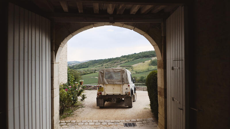 New Short Film: Man Leaves Rat Race to Become Monastic Burgundy Winemaker